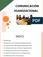 La Comunicacion Organizacional