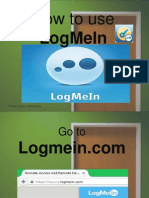 Alfredo_Fuentes_How to Use LogMeIn