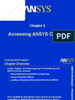 ANSYS Options