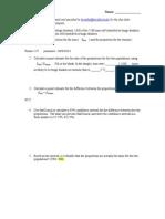 Graded Worksheet D4