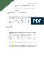 Graded Worksheet D3