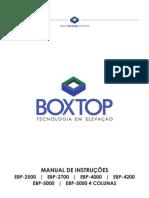 Manual Elevador