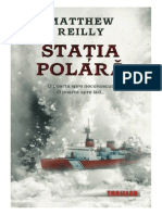 Matthew Reilly - Stația Polarăasd
