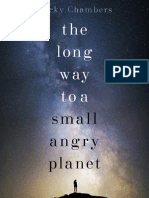 The Long Way To A Small, Angry Planet by Becky Chambers (extract)