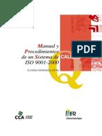 Manual de procedimientos calidad 9001.doc