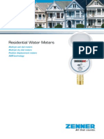 ZENNER MNK Domestic Water-meters