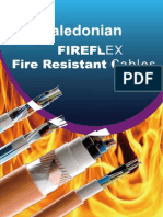 Fireflex Fire Resistant Cables