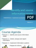 BSBINM401A - Presentation 1