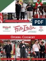 Special Edition Festa Italia