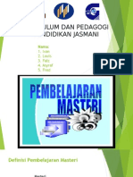 Pembelajaran Masteri Edited