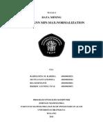 Knn Min Max Normalization Contohoerhitungan