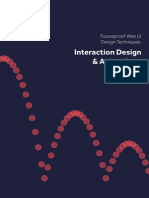 Interaction Design & Complex Animations