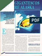 Alaska - Ovnis Gigantescos Sobre Alaska R-080 Nº043 - Reporte Ovni - Vicufo2