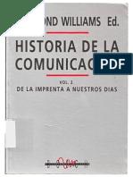 Historia de La Comunicacion
