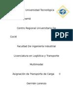 Transporte de Carga . 2