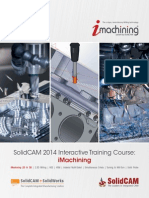 SolidCAM 2014 IMachining Training Course