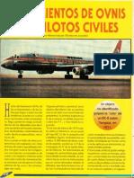 Avistamientos de Ovnis Por Pilotos Civiles R-080 Nº035 Reporte Ovni - Vicufo2