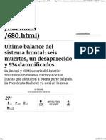 Balance sistema frontal chile 10-8-2015