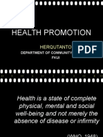 HEALTH PROMOTION.ppt