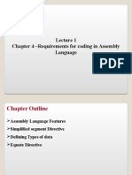 Assembly Lecture1