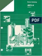 Cummins Engine 4BT Automotive Manual 1990 manual de partes