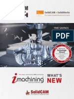 SolidCAM 2014 IMachining What's New (1)