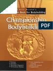 Championship Bodybuilding