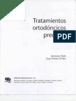 Ortodoncia Precoz. Hasta 42