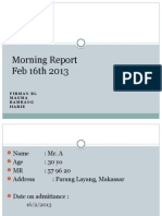 case report MR