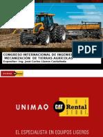 Mecanización Agrícola Expo José Llanos