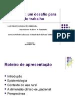 Exposição a Agrotóxicos - Luis Felipe