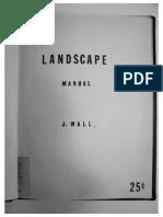 Jeff Wall, Landscape Manual