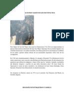 Biografia de Fray Calixto de San Jose Tupac Inca