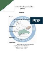 Derecho Administrativo Tarea 2.docx