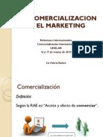 La Comercialización y El Marketing