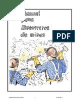 Manual de Muestreo Huaron