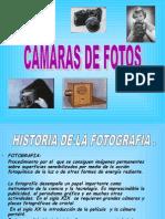 Historia de Las Camaras Fotograficas