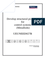 D027B Mitsubishi