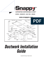Snappy Ductwork Installation Guide