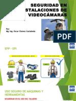 Seguridad en Instalaciones de Videocámaras