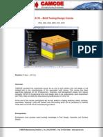 CATIA V5 - Mold Tooling Design Course