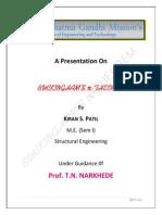 Buckingham's Π-Theorem PDF