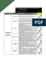 Evaluacion de La Vulnerabilidad Arquitectonica en Edificios de Densidad Media