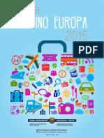 Guía Destino Europa 2015