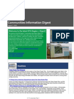 EPA Region 7 Communities Information Digest - Aug 7, 2015