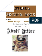 Adolf Hitlers Second Book - 1928