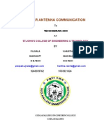 Ece7_radar Antenna Communication