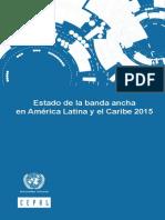 Banda ancha en América Latina
