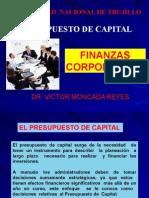 Presupuesto de Capital 2,015 Unt