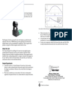 Vernier Dynamics Cart Fan